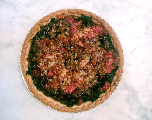 swiss-chard-and-tomato-tart